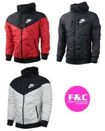 Wholesale Nike Mens Windrunner Hooded Jackets Cheap Nike Men s Wind Runner Hooded Fleece Clothing