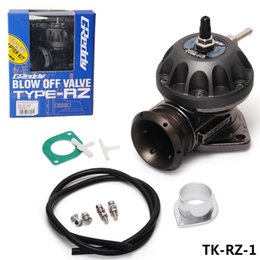 Wholesale Universal GREDDY TYPE RZ Adjustable Turbo psi Blow Off Valve BOV original color box HQ TK RZ