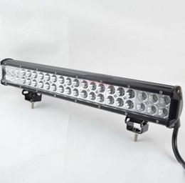 "20"" 126w LED Bar Light Combo Cree Led Off Road work Light Bar for truck SUV 4WD boat ATV lamp"