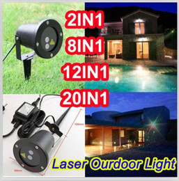 Wholesale In stock in1 in1 in1 in1 with without remote controller outdoor water proof christmas laser light projector laser light show system