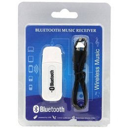 Bluetooth receiver USB Wireless Bluetooth V4.0 3.5mm Stereo Audio Music Receiver Adapter for iPhone 6 plus ipad Samsung S6 Edge Android