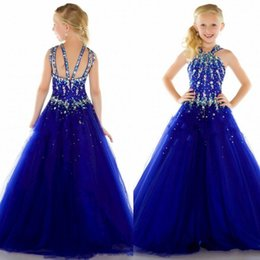Wholesale Tulle Girls Formal Dresses from Best Tulle Girls Formal ...