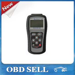 Wholesale 2015 Autel MaxiScan MS609 OBD II EOBD Scan Tool ABS MS Auto Code Reader