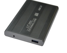 "High Quality S5Q 2.5"" Sata to USB 3.0 Hard Disk Drive CADDY HDD External Hard Disk Case External Enclosure"