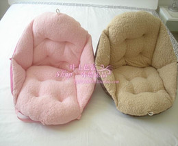 Wholesale AB edition cashmere exports of the original single computer cushion office chair cushion cm skids dual summer and winter