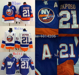 2016 New, Excellent 2015 Stadium Series  Kyle Okposo Jersey #21 NY New York Islanders Jerseys blue home white road away 2014 Stadium s