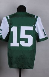 Wholesale football jerseys New York Brandon Marshall green home white away Jets jersey