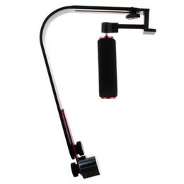 PRO Steadycam Steadicam Video Camcorder Appareil photo numérique DSLR Stabilisateur de téléphone cellulaire à partir de dslr video pro fabricateur