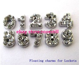 New Design floating locket charms 10pcs for floating living locket as gift wholesales free shipping