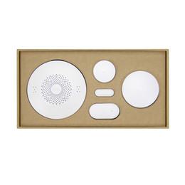 Wholesale Original Xiaomi Smart Home Devices Set Gateway Door Window Sensors Human Body Sensor and Wireless Switch Smart Home