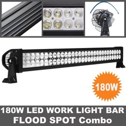 180W 31.5inch led light bar off road light bar IP67 Epistar car led light bar led light bar for atv suv trucks