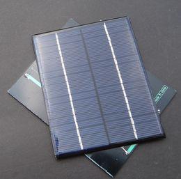 Wholesale HOT Sale Watt V Mini Solar Cell Polycrystalline Solar Panel DIY Panel Solar Power Battery Charger MM