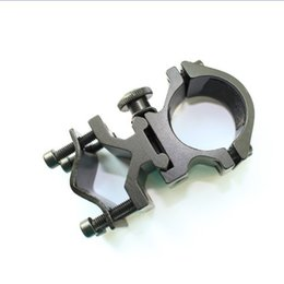 Wholesale 25 mm Rings Tactical Hunting High Profile Scope Mounts Flashlight Scope Laser Barrel Mount