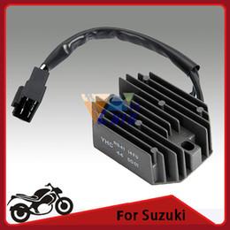 Wholesale Motorcycle Bike Voltage Regulator Rectifier for Suzuki AN400 AN250 Burgman Skywave order lt no track