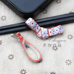 Wholesale Japanese style endulge bow thermos bow tie thermos chopsticks rack chopsticks