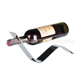 [S wine rack] stainless steel wine rack creative wine shelf European style natural wind wine rack