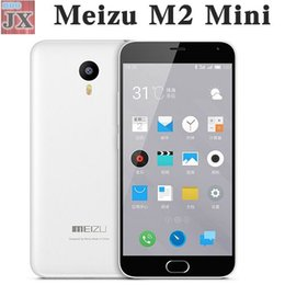 Wholesale 2015 Original Meizu m2 mini G LTE Uni molding GB RAM16GB ROM MP MP mtk6735 bit Quad core Inch HD mAh GPS