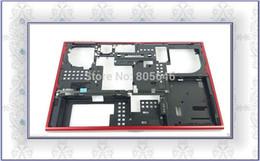 Original For DELL Precision M6700 laptop GHX0N 0GHX0N Red Lower Bottom Base Case