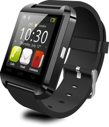 U8 Smart Bluetooth Watches WristWatch U8 U Watch for iPhone Samsung HTC Android Phone Smartphones MQ100