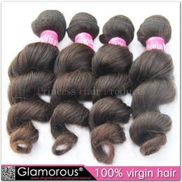 Wholesale Cheap Good Remy Hair - Virgin Peruvian Human Hair 4 Bundles Remy Hair Weft Cheap Price Good Quality Real Human Hair Bundles 4Pcs Lot Brazilian Hair Weaving