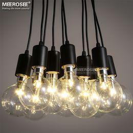 Wholesale Modern decoration chandelier lighting fixture American style Metal Plastic suspension lamp fancy hanging light vintage lustres