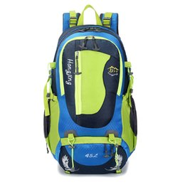 Wholesale Canvas Backpack For Fashion - Unique Design Fashion Camping Hiking Backpacks Travelling Bags for Men and Girls Unisex Outdoor Sports Backpacks AL335