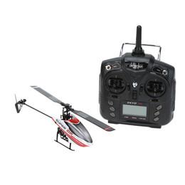 Walkera origine de Super CP 2.4G 6 CH-3D-Axis 3 Flybarless RTF RC mini hélicoptère avec l'ordre DEVO-7 / 7E Transmetteur $ 18Personne piste walkera super on sale à partir de walkera super fournisseurs