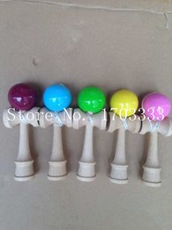 MINI 12.5CM Actual Mini Pocket Kendama Japanese Traditional Toy Balls Educational Toys For Adult Gift For Children