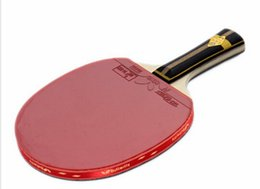 Wholesale Butterfly SUPER ZLC zhang jike blade DHS hurricane rubber butterfly rubber table tennis rackets table tennis bats ping pong