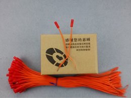 Wholesale 85Pcs Box m Electronic Wire Fireworks Firing system Ignition display New Year s gift mm electric ignition ematches fireworks igniters