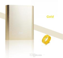 NEW - original Xiaomi power bank 10400 mah batery external powerpack usb external battery portable for mobile phone