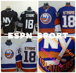 2016 New, Cheap Sale New York Islanders Jersey #18 Ryan Strome Royal Blue Home Premier Stitched Authentic Mens Ice Hockey Jerseys Shir