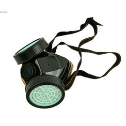 Promotion masque pour les produits chimiques 2013 Nouveau Vaporisateur respirateurs Gaz Sécurité anti-poussière chimique poussière de peinture aérosol de sécurité Masque Drop Shipping