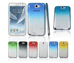 Wholesale DHL Free SAMSUNG Galaxy S6 S6 edge Case D stereoscopic raindrop design Phone Shell For SAMSUNG and Iphone All models Accept Mixed