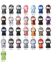 Wholesale Balaclava Hood face mask for winter ski motorcycle ATV China Post Mail