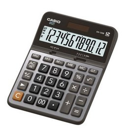 Wholesale Casio brand calculator DX B HIGH SPEED Large plastic buttons The operation is more convenient conform to ergonomics freely operate
