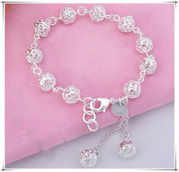 South Korean version of crystal jewelry, 925 sterling silver bracelet bracelet silver jewelry