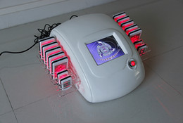 Descuento máquinas de láser usados en venta belleza fuentes del salón lipoláser diodo slim top venta 14 pastillas láser utilización clínica de máquina de adelgazamiento