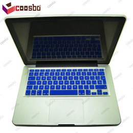 Wholesale Hot price Colorsl Spain Spanish Silicone Laptop Keyboard Cover Protectors film For Apple Macbook Mac quot quot quot inch iMac G6 EU