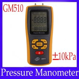 Wholesale Differential manometer GM510 positive overload alarm Err MOQ