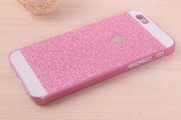 Manzana barato a estrenar Iphone 4 4s duro de Bling del brillo del destello Iphone 4 4s de la piel cubierta de la caja de oro rosado desde iphone bling la rosa fabricantes