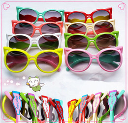 Fashion Cute Cat Eye Sunglasses Protective Children Sunglasses Kids Sunglasses For Girls And Boys Beach Outdoor Accessories Eyewear