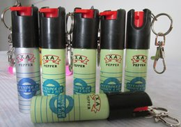 Wholesale 1pcs Self Defense Device Pepper Spray with A Keychain ml
