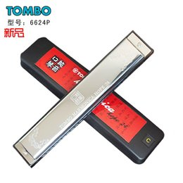 Wholesale New arrival tombo harmonica pure p tong bao hope advanced polysyllabic harmonica precedes