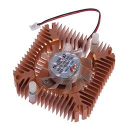 Wholesale Universal mm CPU Cooling Fan Heatsink Cooler For CPU VGA Video Card hot