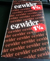 Wholesale 1 e zwider Cigarette Rolling Paper mm x mm smoking rolling paper with watermarks smoking pipe paper booklet for