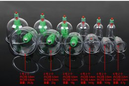 Wholesale Traditional Chinese medicine cupping set Cups with Magnetic therapy device Dredge through the live blood Assist to lose weight