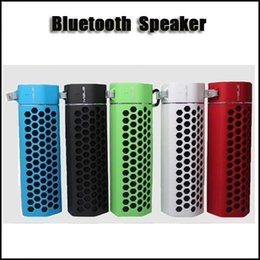 Wholesale 2016 new arrival bluetooth speakers speaker X6 sport outdoor bluetooth speaker multi colored radio function options support Memory Card