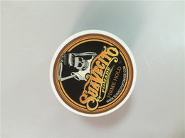 Drop Ship Suavecito Pomade Strong style restoring ancient ways is big skeleton hair slicked back hair oil wax mud