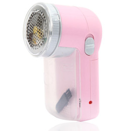Wholesale Portable Electric Clothes Lint Pill Fluff Remover Charging Type Rechargeable Hair Ball Trimmer With Blade